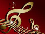 Gold hudba