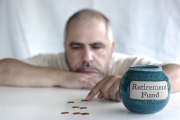 bankrupt retirement