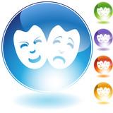 Drama Mask poster