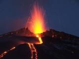 Eruption Etna