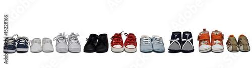 Colección de zapatos. - 15228166