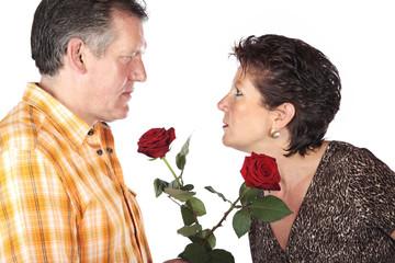 A marital conflict