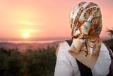 Muslim  women poster