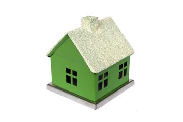 Grünes Blechhaus 2 - tin-house 2