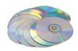 Many CD's