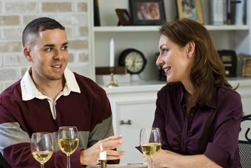 Wine and Conversation