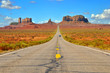 Monument Valley Highway - 15251733