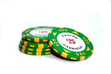 Casino chip stack 2