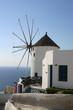 Santorin Windmühle