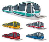 Tramway - Transports en commun poster