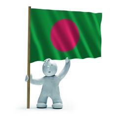 Bangladesch Flagge bangladesh flag