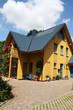 Holzhaus   Skandinavisch