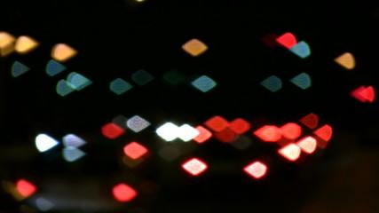 Atasco en la carretera