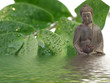 Leinwandbild Motiv Buddah #12