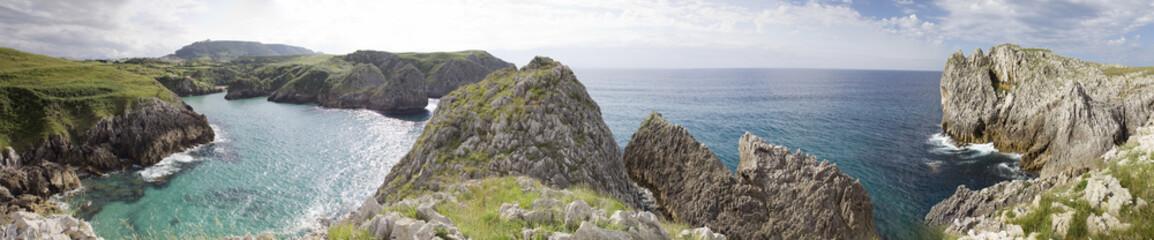 Costa turquesa