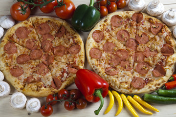 Fresh Pizza and italian kitchen