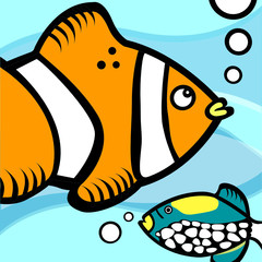 fish graphic vector