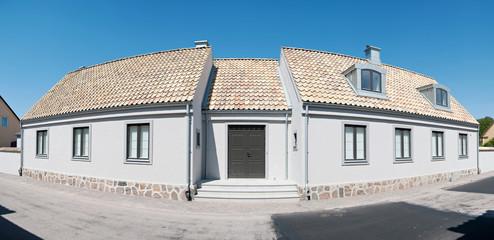 House panorama