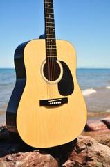 Sunny Beach Guitar