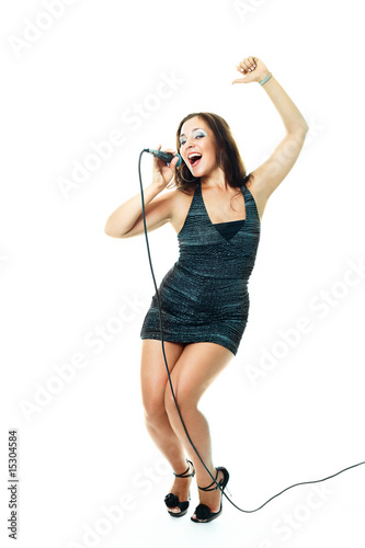 sexy singer Poster