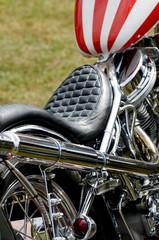 Motorbike seat
