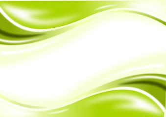 Linien und Wellen als Design