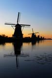 dutch mills sunrise 4 poster