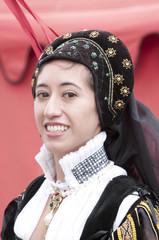 Lady of Spain