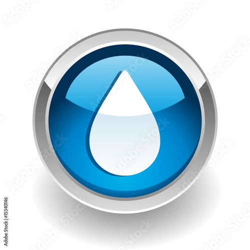 Droplet button