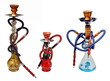 Hookah on a white background. (isolated)