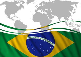 Sfondo Brasile