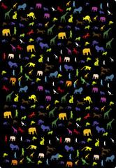 background animals