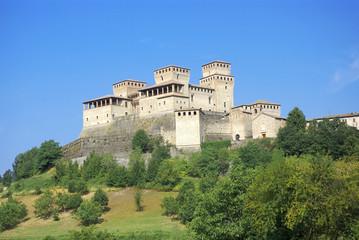 Emilia Romagna, il Castello di Torrechiara 2