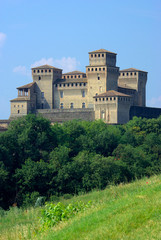 Emilia Romanga, il Castello di Torrechiara 5