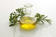 Olio d oliva con erbe