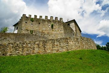Burg in Postojna