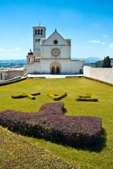 Basilica Superiore Assisi
