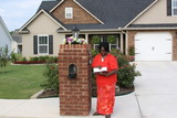 black homeowner retired