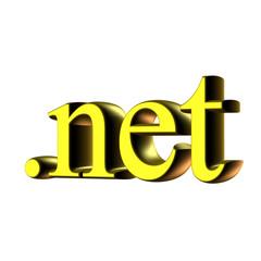 Gold net symbol.