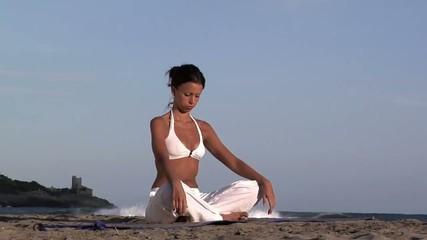 rilassamento in spiaggia
