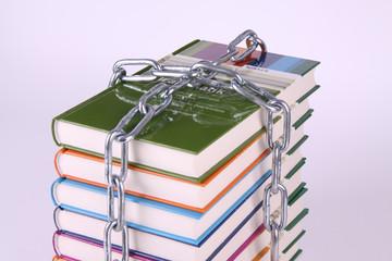 Bücher-Sicherung