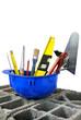 Tous les outils du parfait bricoleur.