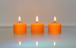 3 Kerzen
