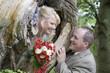 Braut in der Baumhöhle