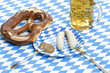 Lunch at Octoberfest / Bayrische Brotzeit am Oktoberfest