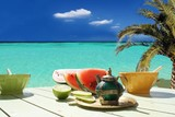 Fototapety thé en bord de mer
