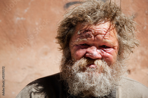 poster of homeless life