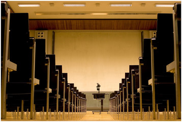 Auditorium of a University