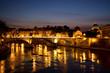 Fototapeta Wakacje - Podróż - Rzeka