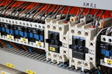 Electrical relays, breakers and ballasts poster